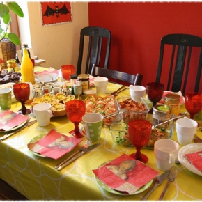 Veganer Brunch 22.01.2012