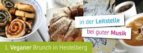 We proudly present: 1. Veganer Brunch in Heidelberg