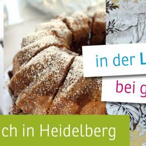 We proudly present: 1. Veganer Brunch inHeidelberg