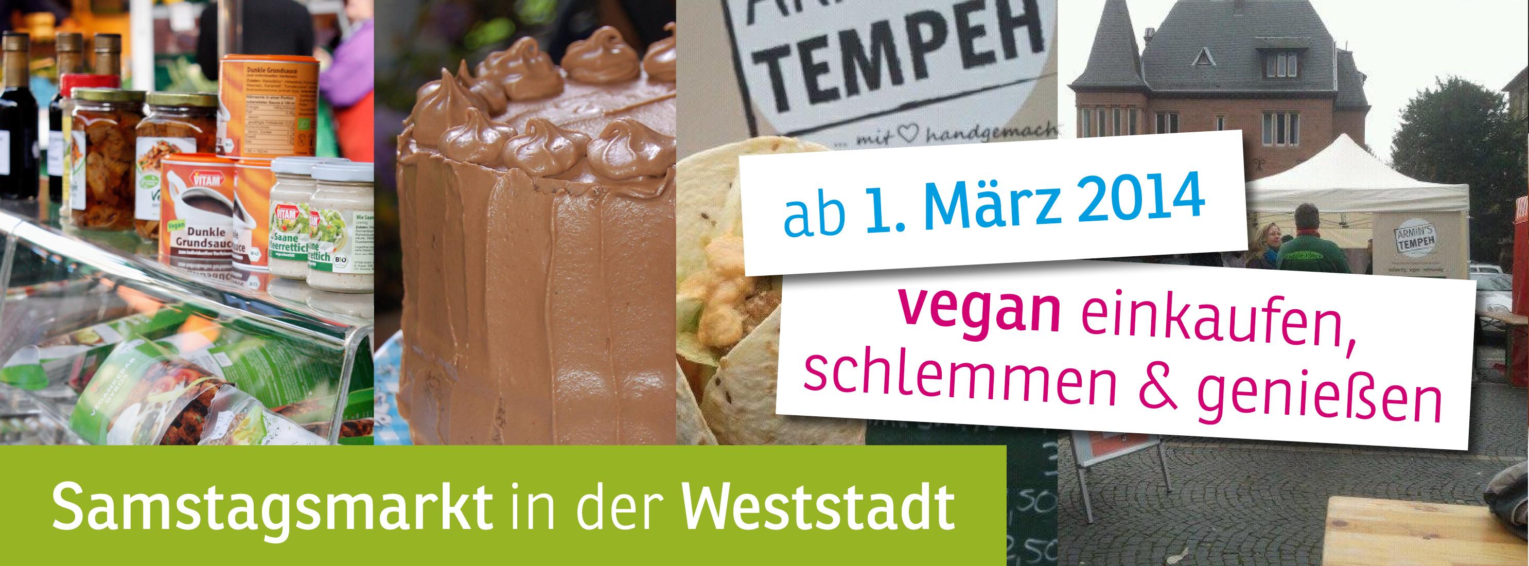 Auftakt Weststadtmarkt