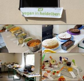 Veganer Brunch in Heidelberg – EinBericht