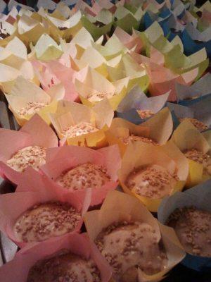 Zitronen-Zimt-Cupcakes