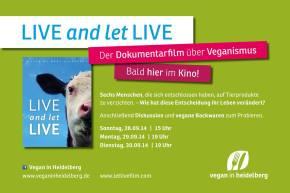 LIVE and let LIVE imKarlstorkino