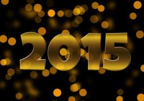 Ein glückliches veganes Jahr2015!