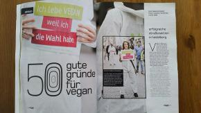 Vegan in Heidelberg e.V. im vegan magazin